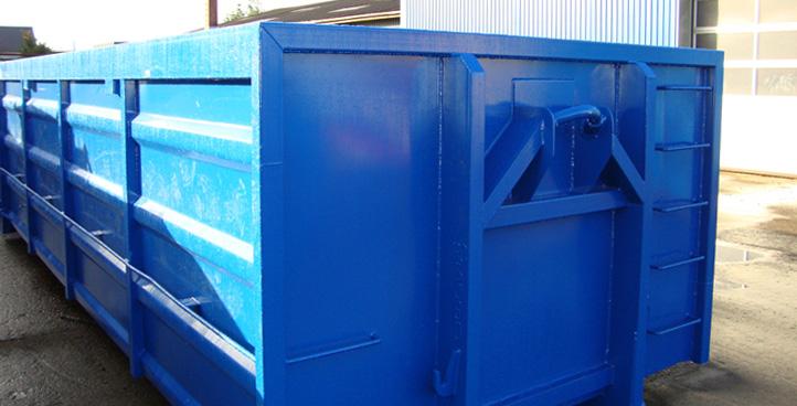 Åben container