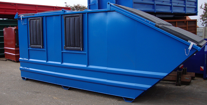 Midi container